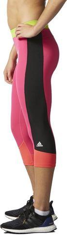Adidas Legginsy damski Nd Techfit Capri różowy r. XL (AJ2266)