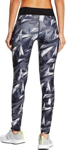 Adidas Legginsy damskie Nd Long Tight Drop1 czarne r. 2XS (AY6176)