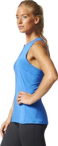 Adidas Koszulka damska Speed Tank niebieska r. L (BK2649)