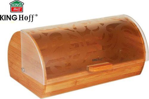 Chlebak KingHoff bambusowo-akrylowy