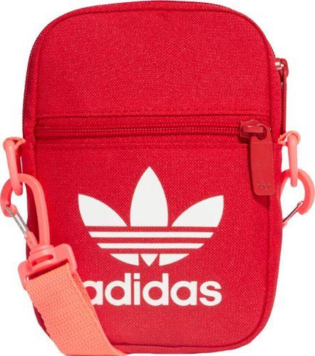 Adidas adidas Trefoil Festival Bag EI7414  czerwone One size