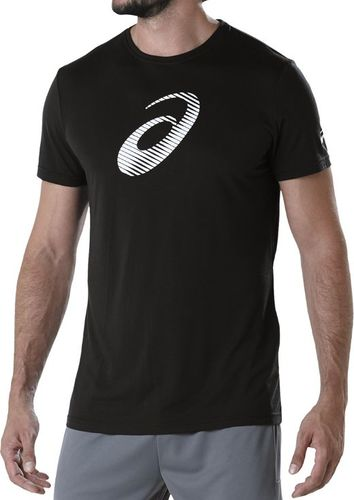 Asics Koszulka męska GPX SS Top Tee czarna r. S (155241-0904)