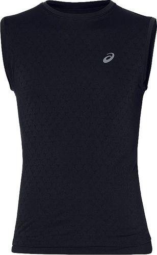 Asics Koszulka męska Gel-Cool Sleeveless czarna r. XXL (2011A318-001)