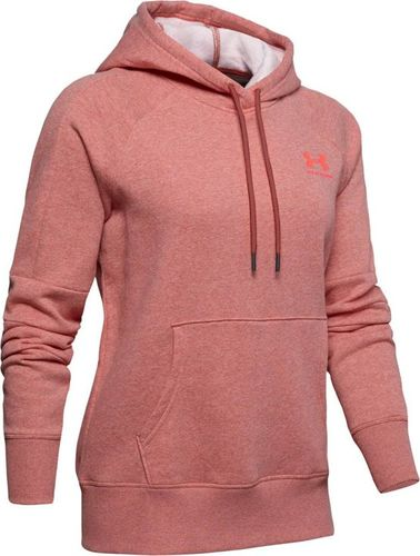 Under Armour Bluza damska Rival Fleece Lc Logo Novelty Hoodie różowa r. S (1348552-692)