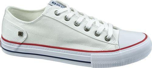 Big Star Buty męskie Shoes białe r. 42 (DD174271)