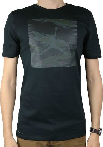 Jordan  Koszulka męska Air Iconic 23/7 Training Tee czarna r. L (AR7425-010)