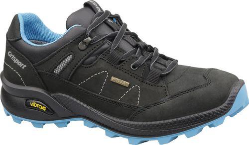 Grisport Buty męskie Nero Soft czarne r. 43 (13113S2G)