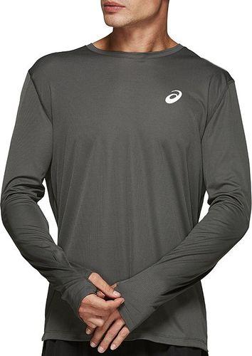 Asics Koszulka męska Silver Longsleeve Top szara r. XXL (2011A010-022)