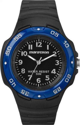 Zegarek Timex Młodzieżowy zegarek Timex Marathon Analog TW5M21200 uniwersalny