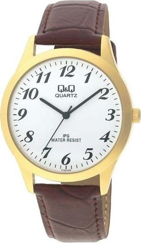 Zegarek Q&Q Zegarek Q&Q C152-104 Klasyczny uniwersalny