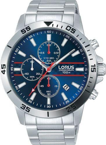Zegarek Lorus Zegarek Lorus męski RM309FX9 Chronograf uniwersalny