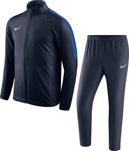 Nike Dres męski Nike M Dry Academy 18 Woven Tracksuit granatowy 893709 451 S
