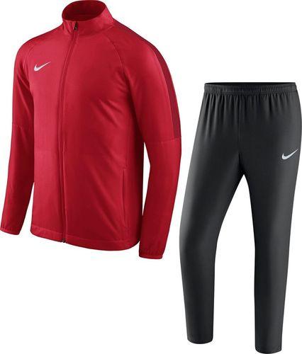 Nike Dres męski Nike M Dry Academy 18 Woven Tracksuit czerwono-czarny 893709 657 M