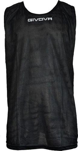 Givova Komplet Koszykarski Givova Double Czarno-Biały XL