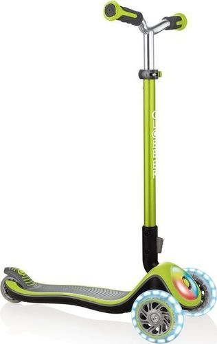Globber Hulajnoga 3-kołowa Globber Elite Prime 444-806 Lime Green Uniwersalny