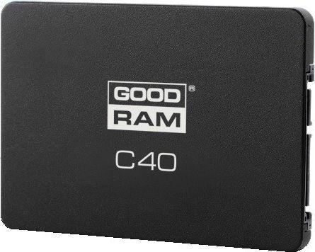 Dysk SSD GoodRam C40 240GB SATA3 (SSDPR-C40-240)
