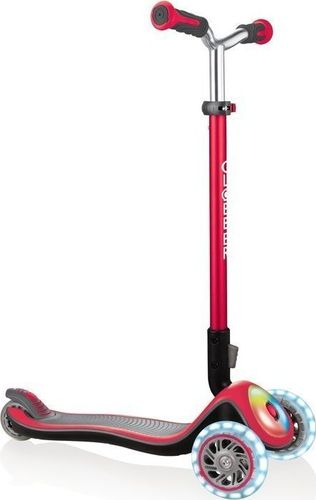 Globber Hulajnoga 3-kołowa Globber Elite Prime 444-802 New Red Uniwersalny