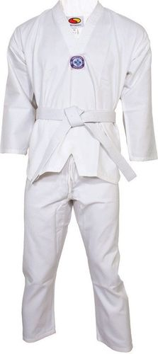 SMJ sport Strój do Taekwondo SMJ Sport z pasem 150
