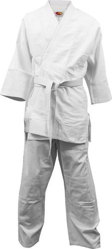 SMJ sport Strój do judo 350g SMJ Sport z pasem 110