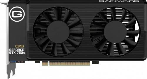 Karta graficzna Gainward GeForce GTX 750Ti Golden Sample 2GB GDDR5 (128 bit) DVI, miniHDMI, VGA (426018336-3071)