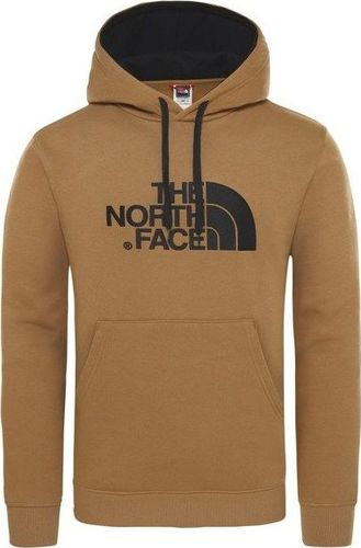 The North Face Bluza męska Drew Peak brązowe r. XXL (NF00AHJYD9V)