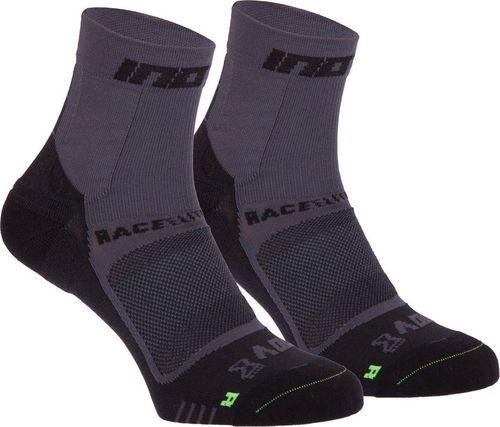 Inov-8 Skarpety inov-8 Race Elite Pro Sock. Dwupak. Czarne 35 - 39