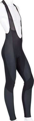 Accent Spodnie ocieplane z szelkami THERMO Thermoroubaix czarne L