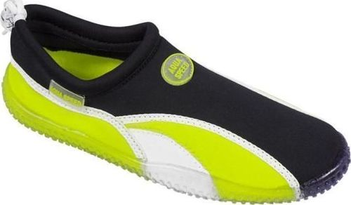 Aqua-Speed Buty Aqua shoe model 12 limonka-czarny 44