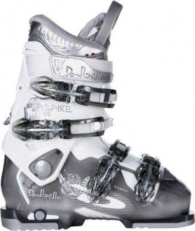 Dalbello Buty narciarskie Aspire 65 Black/Trans/White r. 24.5cm