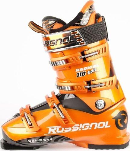 Rossignol Buty narciarskie Radical Sensor3 110 złote r. 29.5cm