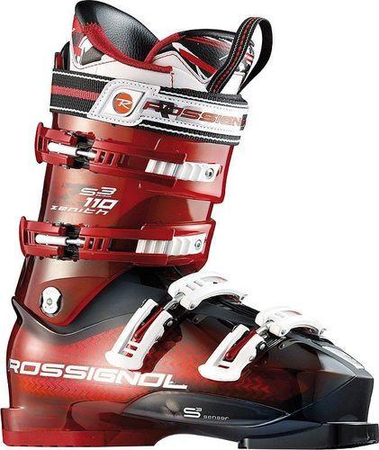 Rossignol Buty narciarskie Zenith Sensor3 110 2010/11 czerwone r. 28cm