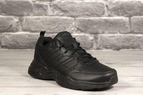 Adidas Buty męskie Strutter czarne r. 43 (EG2656)