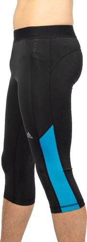 Adidas Legginsy męskie Tf Capri Tight czarne r. S (D82324)
