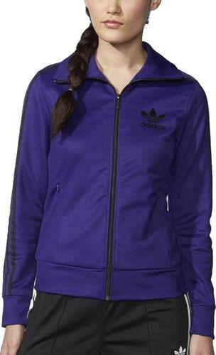 Adidas Bluza damska Europa Tt fioletowa r. 34 (S19875)