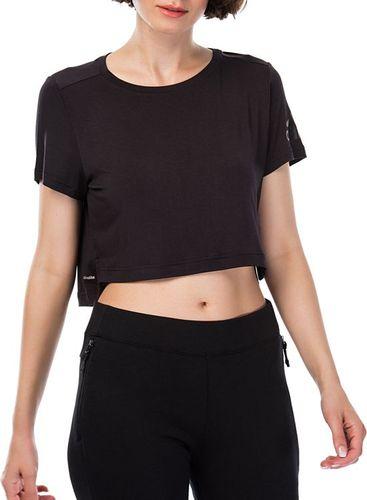 Adidas Koszulka damska Nd Gs Easy Tee czarna r. L (AB5869)