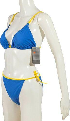 Nike Strój kąpielowy EWD7018 niebieski r. 38
