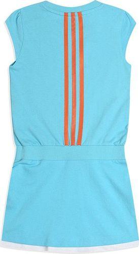 Adidas Sukienka Adidas Lk Dyq Fn Dress AK2537 128