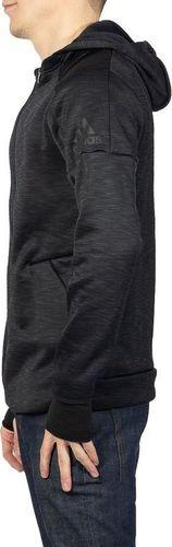 Adidas Bluza dziecięca Yb Aa Ch Zne Fz czarna r. 140 (AX6424)