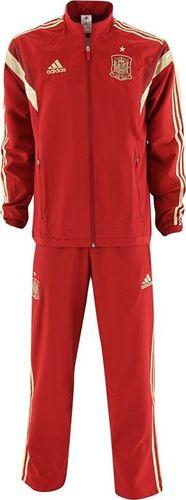 Adidas Dres Adidas FEF PRE SUIT Y F85812 140