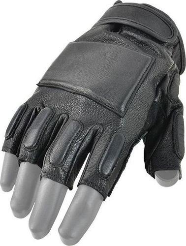 Mil-Tec Mil-Tec Rękawiczki Taktyczne SWAT bez Palców Czarne M