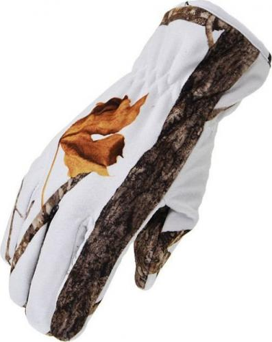 Mil-Tec Rękawice Hunter Wild Tree Snow Camo r. XXL