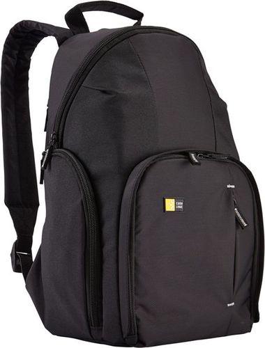 Plecak Case Logic CASE LOGIC TBC411 Plecak fotograficzny szary uniwersalny