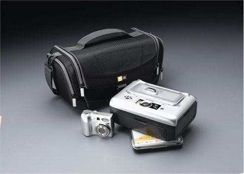 Torba Case Logic Torba na drukarkę lub kamerę - czarny uniwersalny