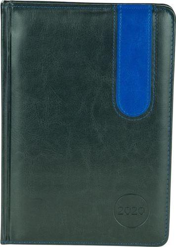 Astra Kalendarz 2020 A5 Elegance grafit/niebieski ASTRA