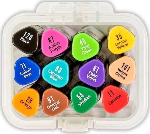 Penmate Marker Duo 12 kolorów PENMATE