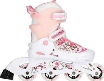 NILS Extreme Łyżworolki AKO-RD042 Girl Pink r. 38-41