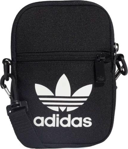 Adidas adidas Fest Bag Tref EI7411  czarne One size