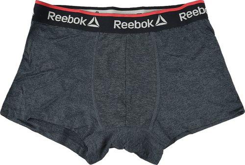 Reebok Bokserki Redgrave 3 Pack Mix czarne r. S (C8101)