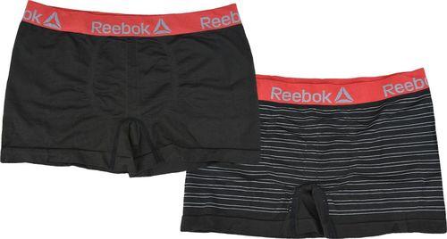 Reebok Bokserki Barton 2 Pack Mix czarne r. M (F8166)