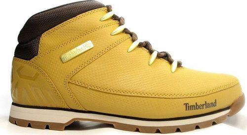 Timberland Buty męskie Euro Sprint Hiker żółte r. 45 (A21D6)